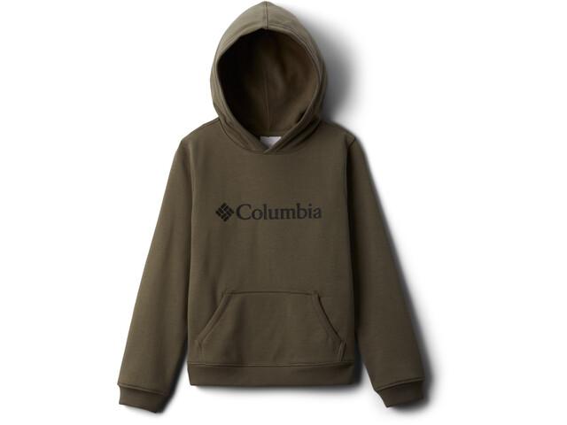 Columbia Columbia Park Sudadera Niños, Oliva